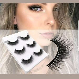 Other - 3D Mink Eyelashes 3 Pair X11